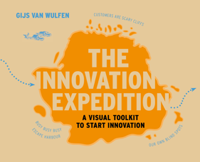The Innovation Expedition - Gijs van Wulfen