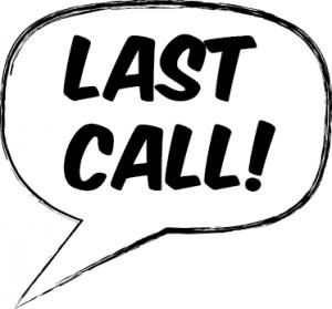 MCI 2016, ultima chiamata
